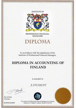 Бухгалтерский учет Финляндии